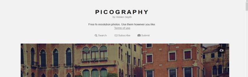 бесплатные изображения по PICOGRAPHY