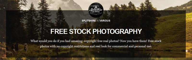 бесплатные изображения по SplitShire