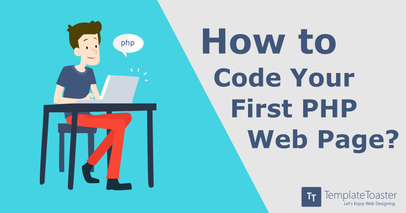 How to code your first php web page_Blog