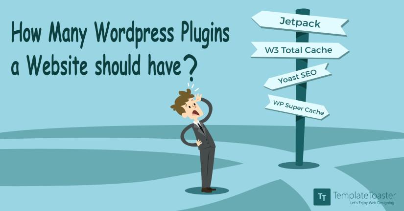How Many WordPress  Plugins a Website should have_Blog