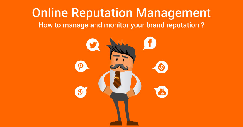 Online reputation management Manage and monitor your brand reputation Blog image