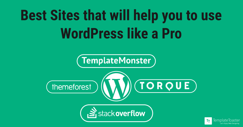 best sites that will help you to use wordpress like a pro