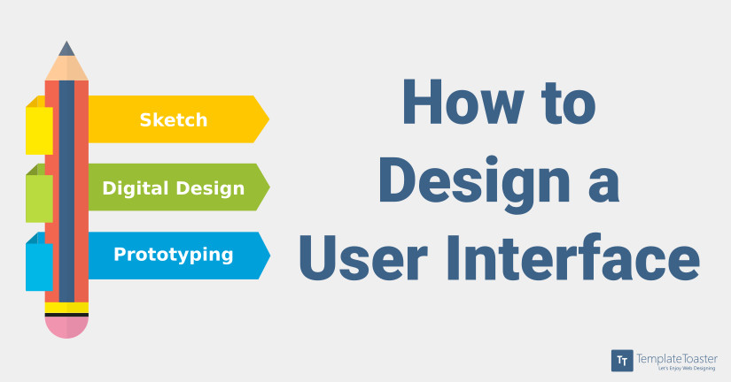 How to Design a User Interface