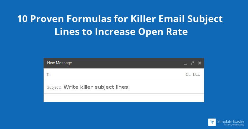 blog email marketing subject line formulas