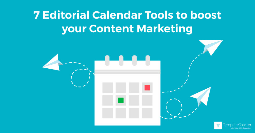Editorial Calendar Tools for Content Marketing blog image