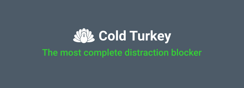 Cold Turkey Digital Marketing tool