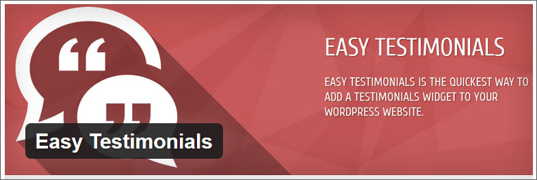 easy testimonials WordPress testimonial Plugin
