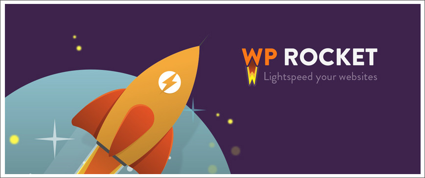 WP Rocket wordpress cache plugin
