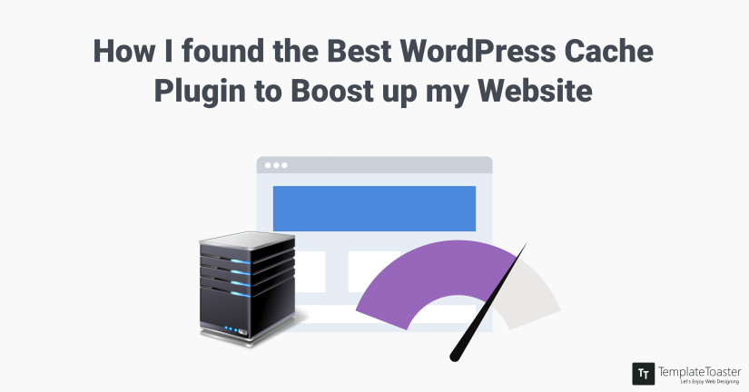 How I Found the Best WordPress Cache Plugin to Speed Up My WebSite case study on wordpress cache plugins