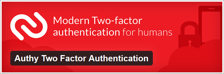 Authy Two Factor Authentication plugin
