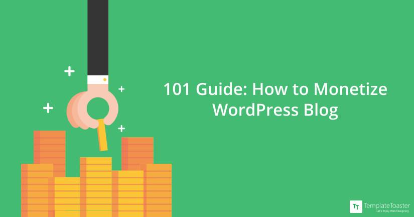 How to monetize WordPress blog