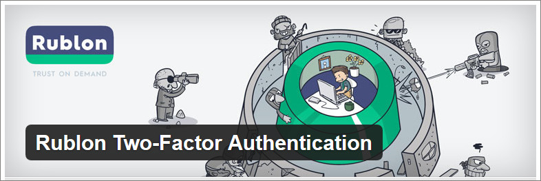 Rublon Two-Factor Authentication plugin