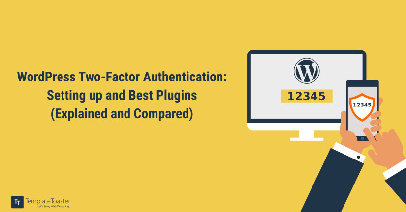 WordPress Two-Factor authentication plugin
