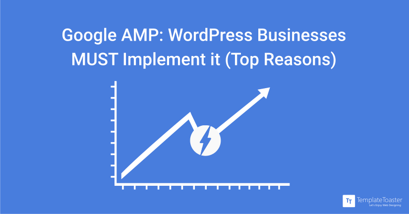 Google AMP WordPress Businesses must implement it blog image