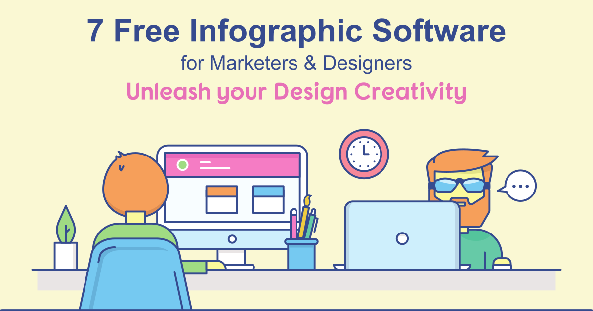 The best infographic software