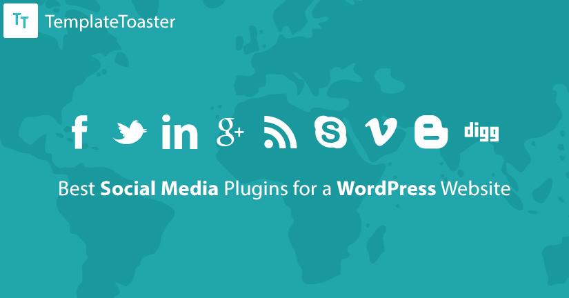 Best Social Media Sharing & Following Plugins for WordPress