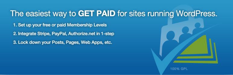 Paid Memberships Pro plugin banner