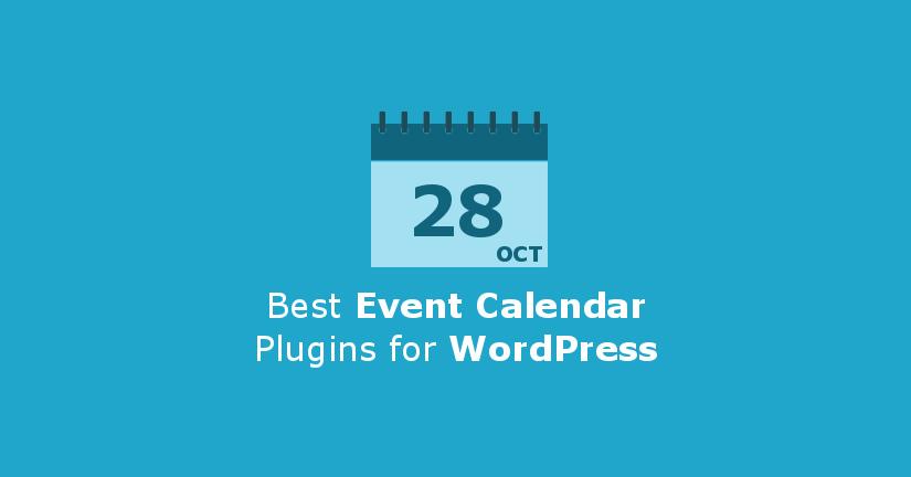 Best Event Calendar Plugins for WordPress