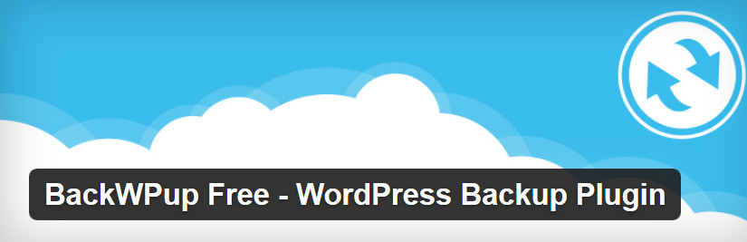 backwpup plugin for wordpress backup