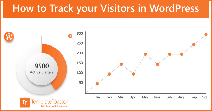 How to Track your Visitors in WordPress using google analytics