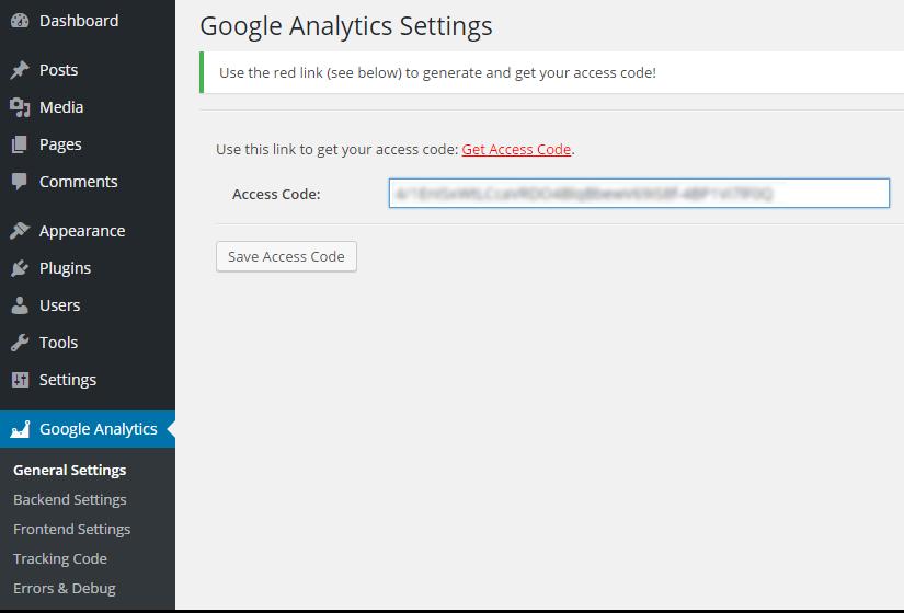 plugin to track visitors