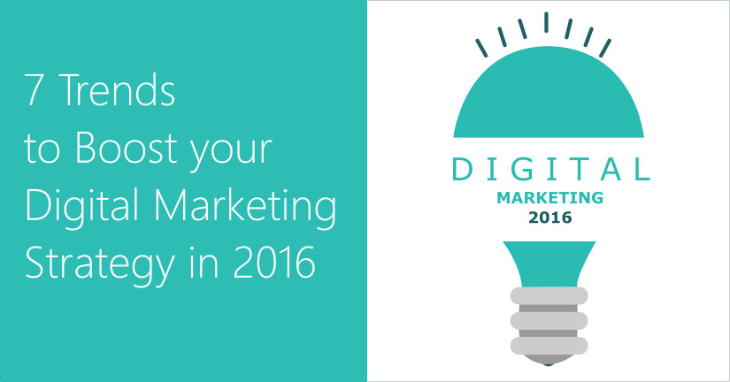 Trends To Boost Your Digital Marketing Strategy In