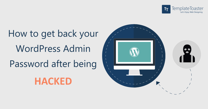 How to get back your WordPress admin password
