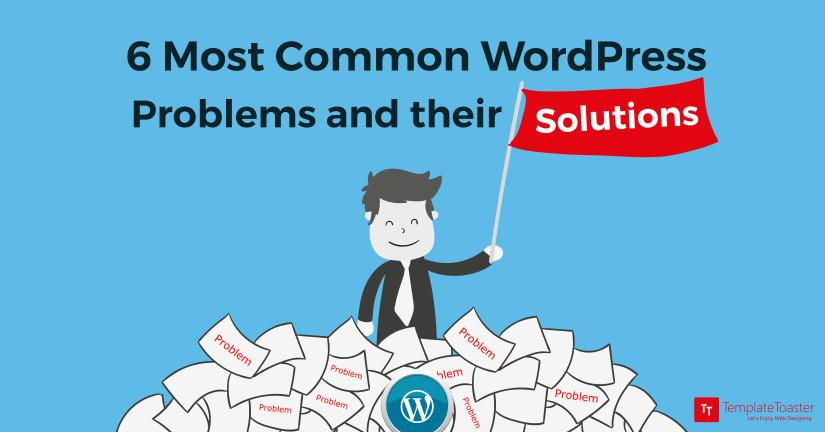 Most Common WordPress Problems and their Solutions