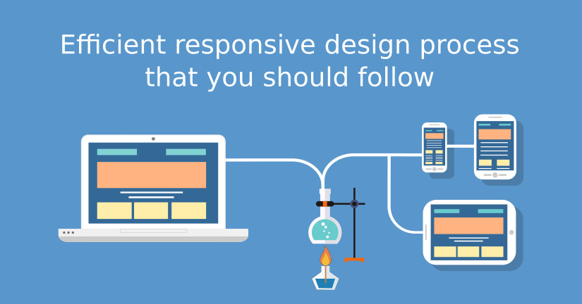 Efficient responsive design process that you should follow
