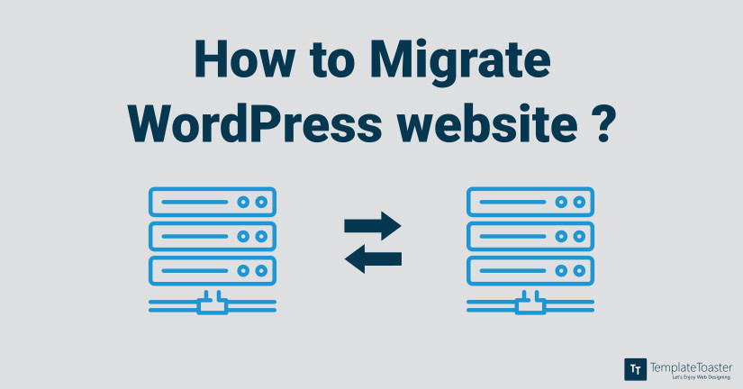 How to Migrate WordPress website
