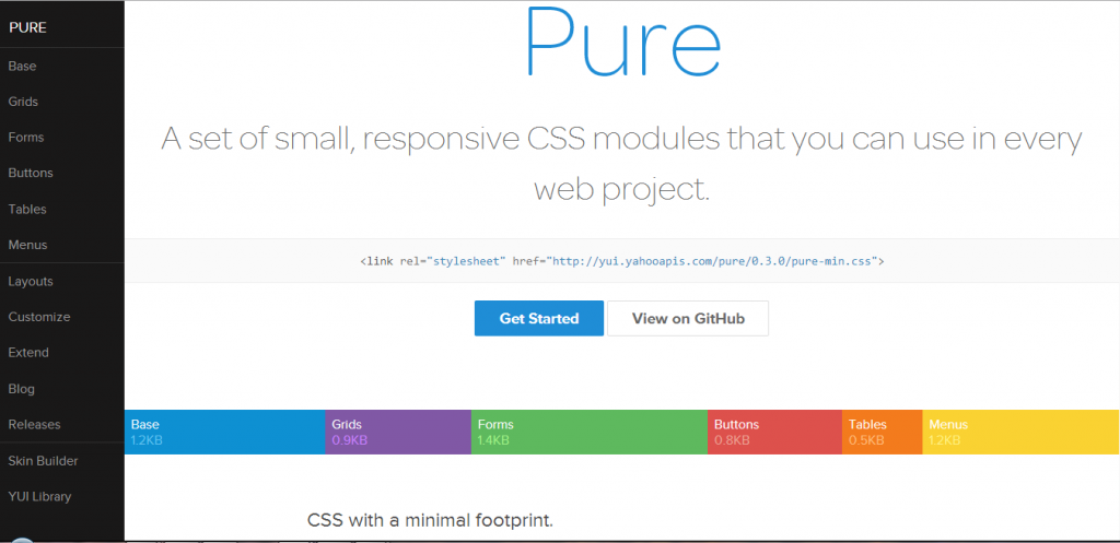 pure framework