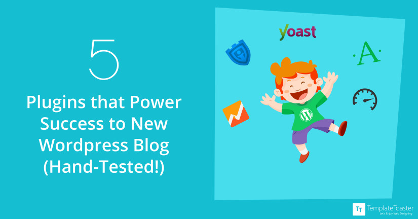 5 plugins that power success to new wordpress blog hand tested blog
