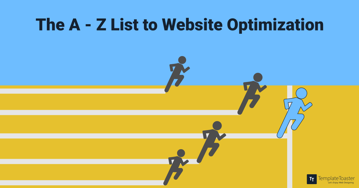 The A-Z List to Website Optimization