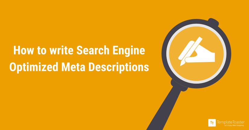 how to write search engine optimized meta description