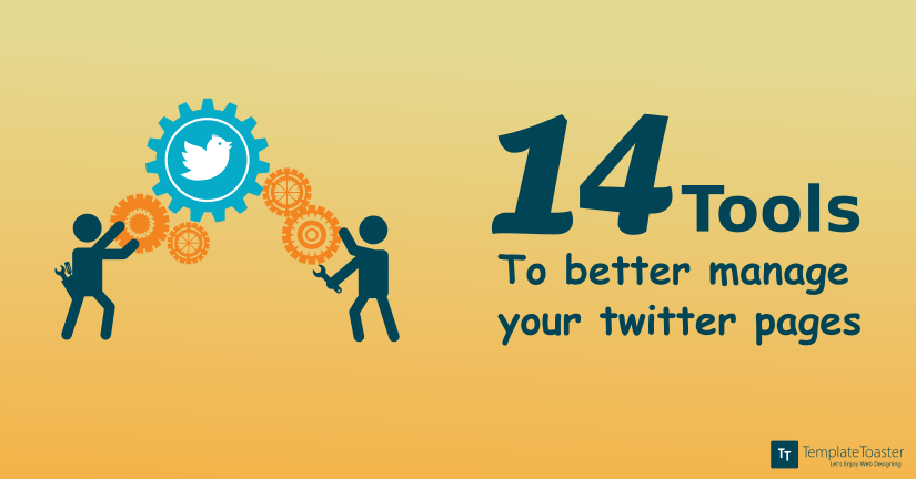 tools to better manage your twitter pages