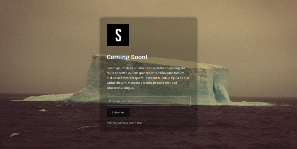 minimal-coming-soon-and-maintenance-mode-wordpress-plugin