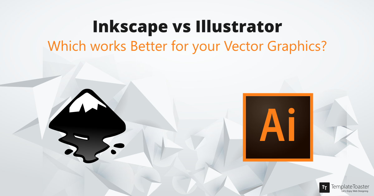 Inkscape vs illustrator which works better for vector graphics Open source illustrator