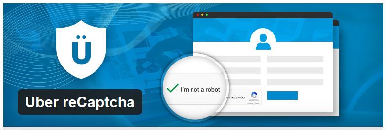 Uber reCaptcha wordpress captcha plugin