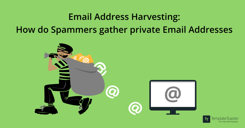 Email Address Harvesting: How do spammers gather private email addresses? blog image