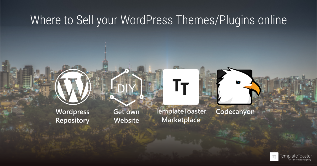 how to sell wordpress themes