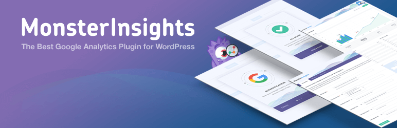 monster insights wordpress plugin for google analytics