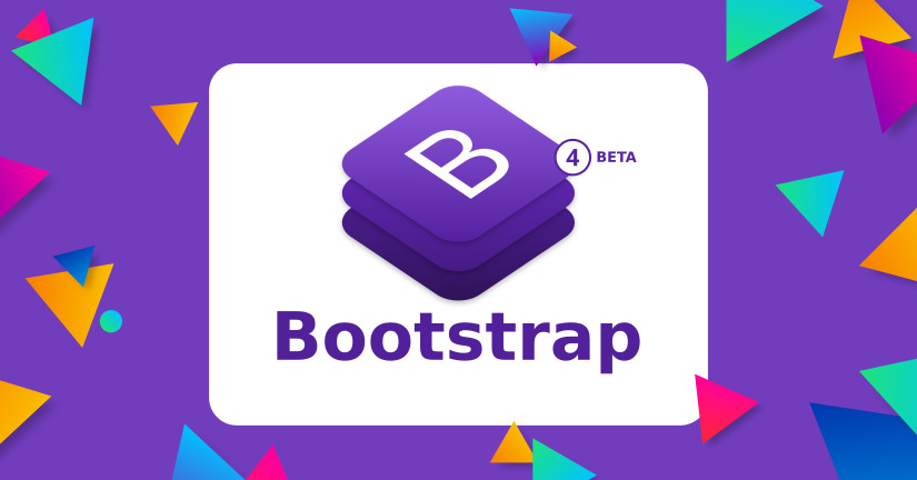 Bootstrap 4 BETA Blog
