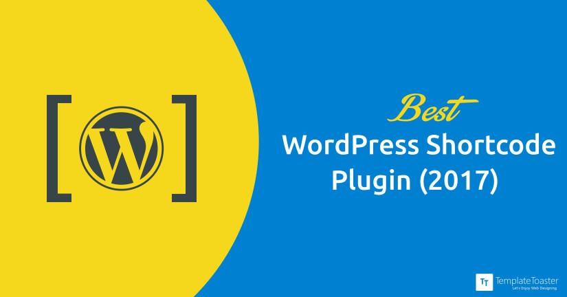 Best WordPress Shortcode Plugins (2017) Blog