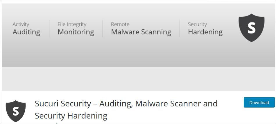 sucuri security WordPress Security Plugins list