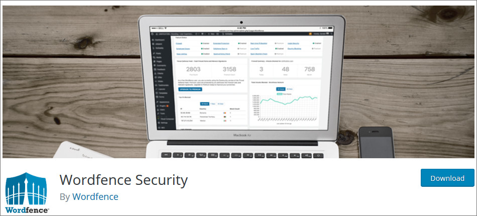 WordPress Security Plugins list