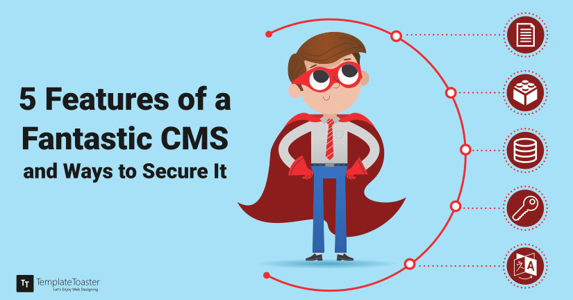 5 Features of a Content Management System and Ways to Secure It Blog