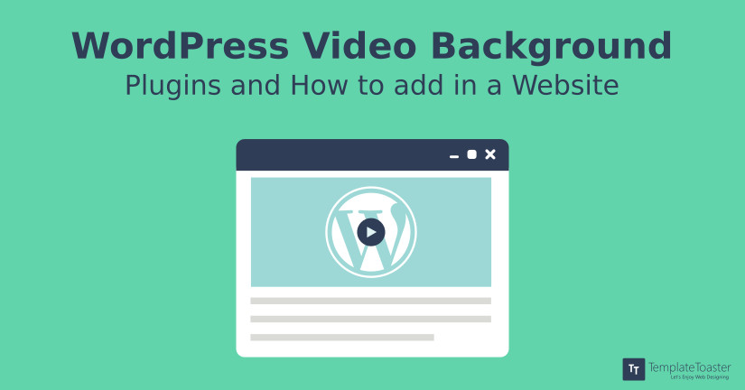 WordPress Video Background: Plugins and How to add in a Website Blog