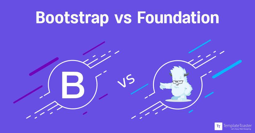 Bootstrap vs Foundation Blog