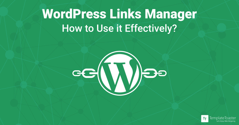 wordpress links manager