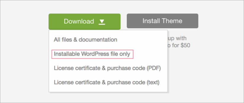 wordpress.com upload theme custom third party